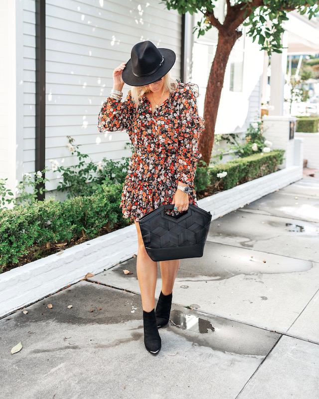 Misa Los Angeles dress | My Style Diaries blogger Nikki Prendergast