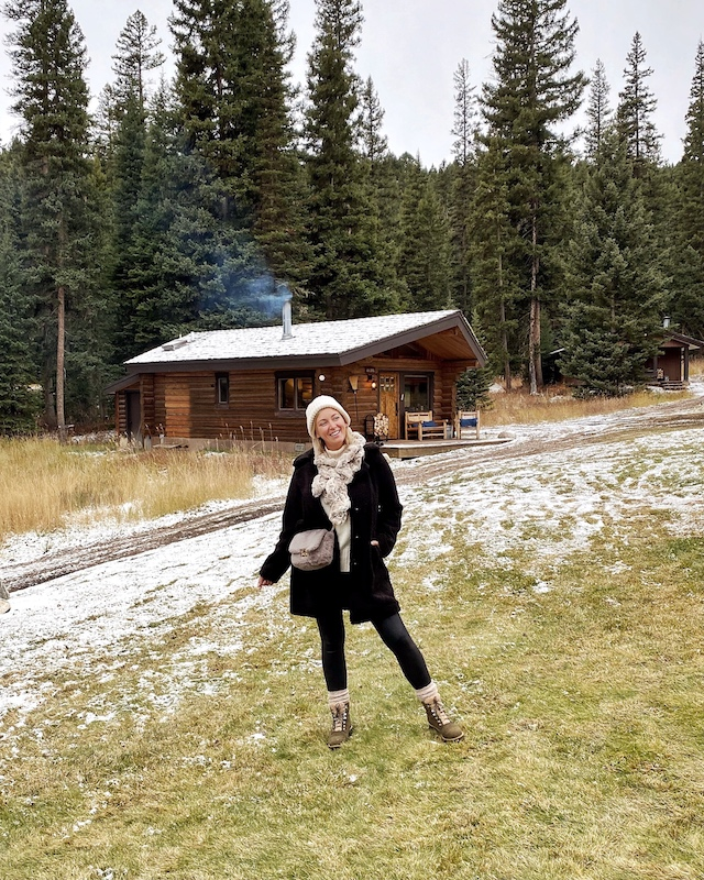 Winter stay at Lone Mountain Ranch in Big Sky, Montana | My Style Diaries blogger Nikki Prendergast