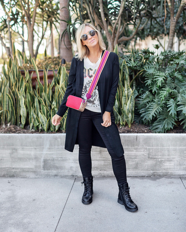 Combat boot trend on a budget | My Style Diaries blogger Nikki Prendergast
