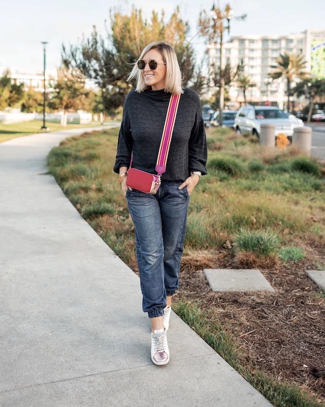 Rag & Bone Miramar joggers | My Style Diaries blogger Nikki Prendergast