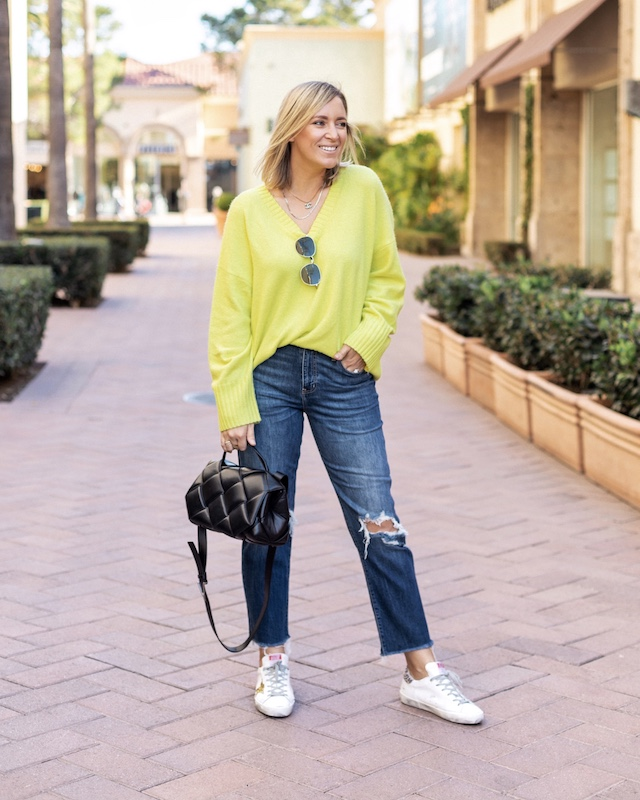 The best spring denim | My Style Diaries blogger Nikki Prendergast