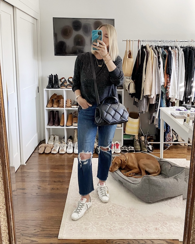 Bottega Veneta handbag | My Style Diaries blogger Nikki Prendergast