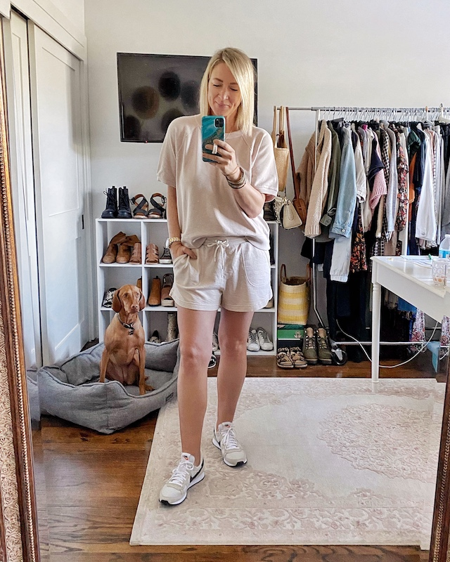 Gap loungewear set | My Style Diaries blogger Nikki Prendergast