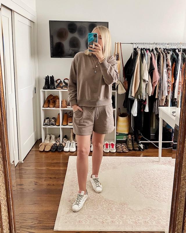 Target loungewear set | My Style Diaries blogger Nikki Prendergast