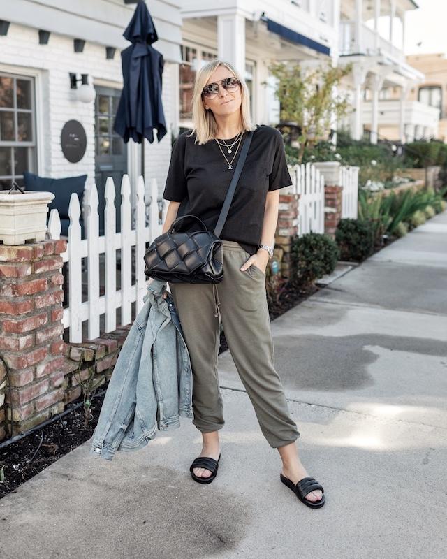 Lou & Grey summer sweats | My Style Diaries blogger Nikki Prendergast