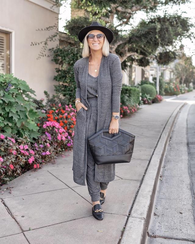 Free People jumpsuit set | My Style Diaries blogger Nikki Prendergast