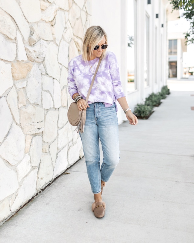 Daze Denim mom jeans for spring | My Style Diaries blogger Nikki Prendergast