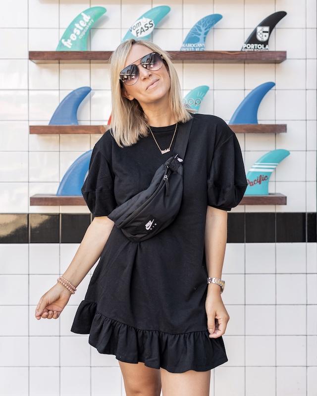 Spring sweatshirt dress | My Style Diaries blogger Nikki Prendergast