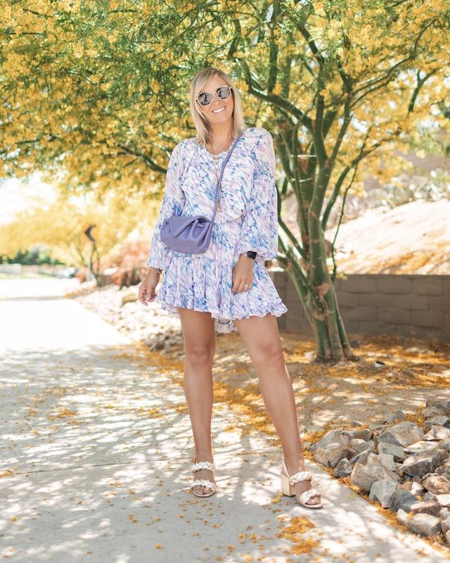 Shop Buddy Love mini dress and Bottega handbag | My Style Diaries blogger Nikki Prendergast