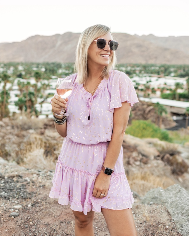Shop Buddy Love mini dress in Palm Springs | My Style Diaries blogger Nikki Prendergast