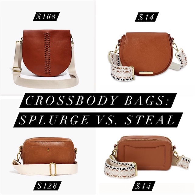 Crossbody bags look for less | My Style Diaries blogger Nikki Prendergast