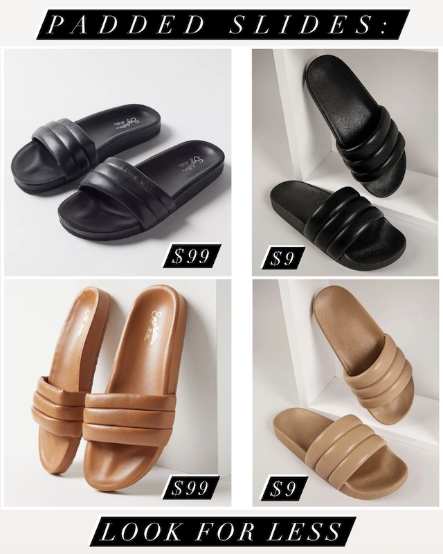 Padded slides | My Style Diaries blogger Nikki Prendergast