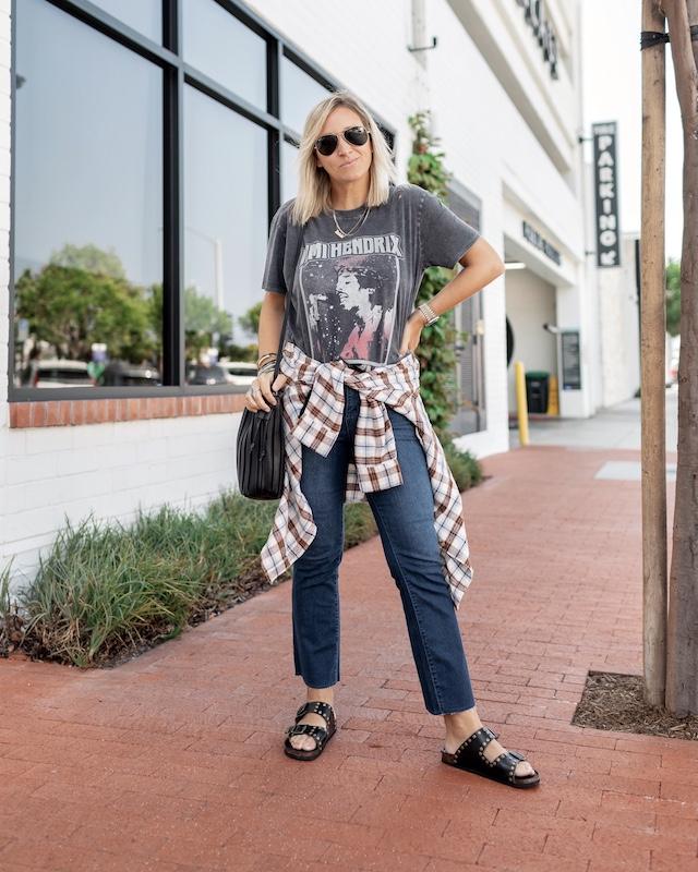 Walmart affordable fall fashion | My Style Diaries blogger Nikki Prendergast