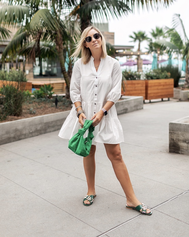 Wearing white after Labor Day | My Style Diaries blogger Nikki Prendergast